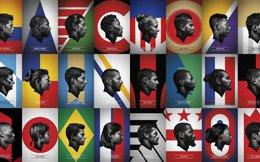 Thông điệp 'thế thao là khoảnh khắc' của các ngôi sao Adidas