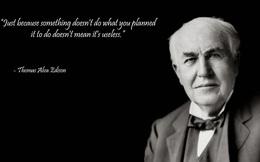 Thomas Edison: Từ bán rau, rao báo trở thành nhà phát minh kỳ tài
