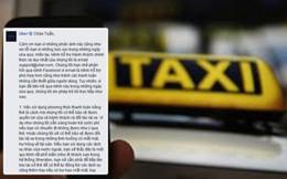 Vụ khách đi Uber bị trừ 350 nghìn: Khách hàng đã nôn lên xe và có hành vi đe dọa tài xế