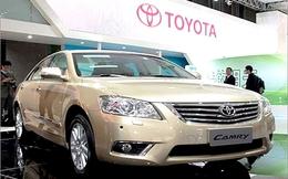 Toyota Việt Nam tăng trưởng 35% trong tháng đầu năm 2015