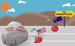"""Kinh tế qua hoạt hình: Nhà Trắng chọn thị trường Việt Nam để """"PR"""" cho TPP"""
