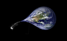 """Trái Đất mỗi năm """"giảm béo"""" được 50 nghìn tấn"""