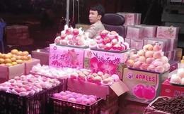 Ở chợ sỉ là trái cây Trung Quốc, ra chợ lẻ thành hàng Việt