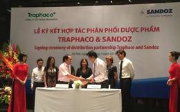 Traphaco hợp tác với hãng dược phẩm hàng đầu thế giới