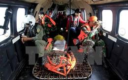 Định vị được mảnh vỡ lớn thứ 5 của chiếc máy bay QZ 8501