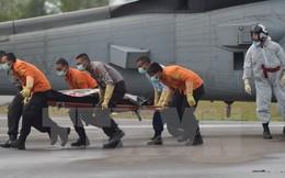 Đã tìm thấy 34 thi thể nạn nhân trong vụ máy bay AirAsia gặp nạn