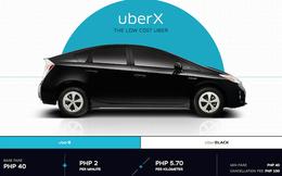 Philippines trở thành nước đầu tiên thiết lập khuôn khổ pháp lý dành riêng cho Uber