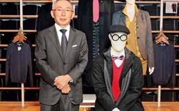 Chiêu 'dụ' khách nam của hãng thời trang lớn nhất Châu Á