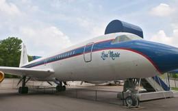 Máy bay của 'Vua' Elvis được đem đấu giá lần đầu sau 30 năm