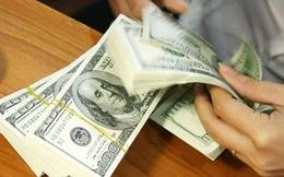 Các ngân hàng đồng loạt đẩy giá USD lên kịch trần