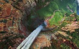 Vịnh Hạ Long đẹp huyền ảo trong bộ ảnh chụp bằng drone vô cùng đặc sắc