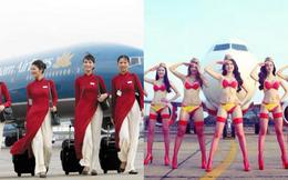 [Hồ sơ] Ngành hàng không 2014: 'Chàng thanh niên' Vietnam Airlines vs. 'Cậu bé 3 tuổi' VietJet?