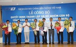 Ra mắt 3 tổng công ty, 'bước ngoặt lịch sử' của VNPT