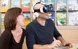 """Trải nghiệm """"thực tế ảo"""" với The New York Times và Tommy Hilfiger"""