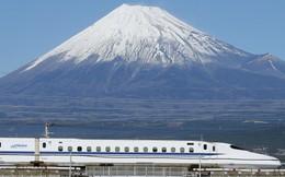 """Tàu siêu tốc Shinkansen: """"Người hùng"""" giúp Tokyo lột xác"""