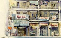 Khi người trẻ vẽ Sài Gòn xưa