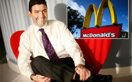 CEO mới của McDonald và bài toán 'quay về cốt lõi'