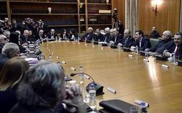 Eurogroup họp bất thường về tình hình Hy Lạp