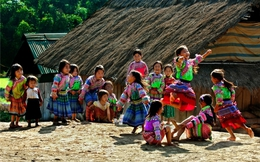 Phong tục Tết của một số dân tộc ở Hà Giang