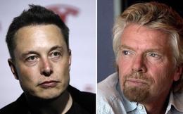 [Infographic] Tỷ phú Elon Musk và Richard Branson: Kẻ tám lạng, người nửa cân