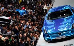"""Đến lượt Mercedes """"dính"""" cuộc chiến chống độc quyền của Trung Quốc"""