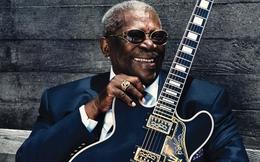 B.B. King – Vua nhạc blues hiếm hoi và hoàn hảo