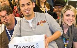 Zappos 'thẳng tay' đổi mới mô hình quản lý