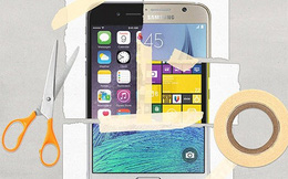 """""""Định vị"""" chiếc smartphone hoàn hảo nhất"""