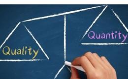 Tiếp thị trực tuyến: Chọn số lượng hay chất lượng?