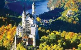 Những vẻ đẹp khó quên của mùa Thu châu Âu