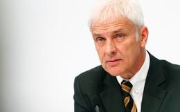 Xử lý khủng hoảng của Volkswagen: 4 nhiệm vụ cho tân CEO Mueller