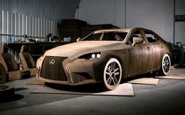 Xe hơi mô phỏng nghệ thuật Origami