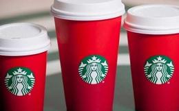 """5 bài học PR từ """"chiếc cốc đỏ"""" của Starbucks"""