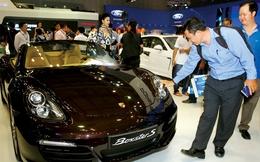 Thị trường ô tô: Giá chưa giảm, thuế đã muốn tăng