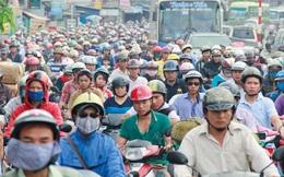 Báo động ô nhiễm không khí đô thị