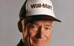 'Cha đẻ' Wal-Mart: Bán nhiều hàng giá rẻ lãi hơn bán ít giá cao