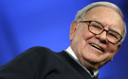 Mất tiền vì chứng khoán lao dốc, Warren Buffett vẫn cảm thấy hạnh phúc