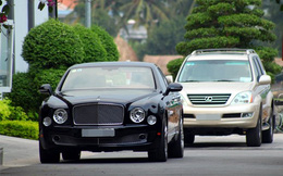 Bác đề xuất tăng gần 200% thuế ô tô