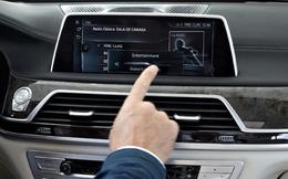 Cận cảnh công nghệ điều khiển bằng cử chỉ tay trong xe hơi