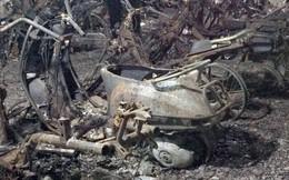 Chủ đầu tư hỗ trợ toàn bộ thiệt hại xe bị cháy tại chung cư Xa La