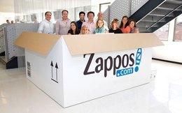 14% nhân viên Zappos thà ra đi còn hơn làm việc không có sếp