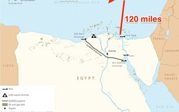 Vừa phát hiện siêu mỏ khí gas tự nhiên ở bờ biển Ai Cập