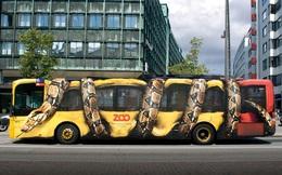 Nghệ thuật biến đường phố thành quảng cáo ấn tượng