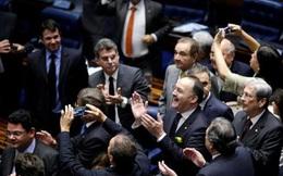 Tổng thống Brazil bị Quốc hội bãi nhiệm