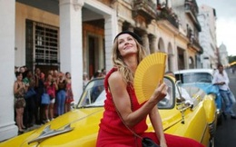 """Đồ hiệu Chanel tổ chức """"show"""" thời trang ở Cuba"""