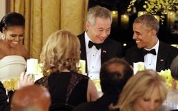 Vì sao Mỹ tổ chức quốc yến đón Thủ tướng Singapore?