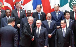 """Putin đã """"tỏa sáng"""" ra sao ở thượng đỉnh G20?"""