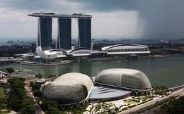 "Casino, ""cú huých"" cho kinh tế Singapore"