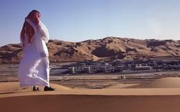 Giá dầu giảm buộc Saudi Arabia hạ lương bộ trưởng