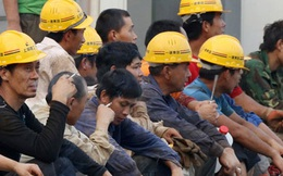 Doanh nghiệp Trung Quốc ồ ạt sa thải công nhân